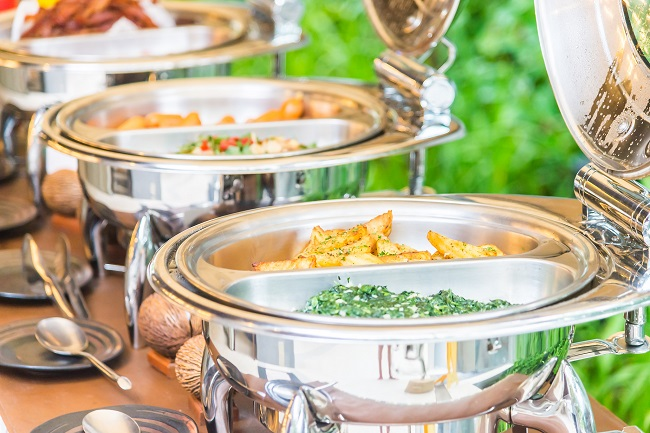 industrial catering services in Dubai